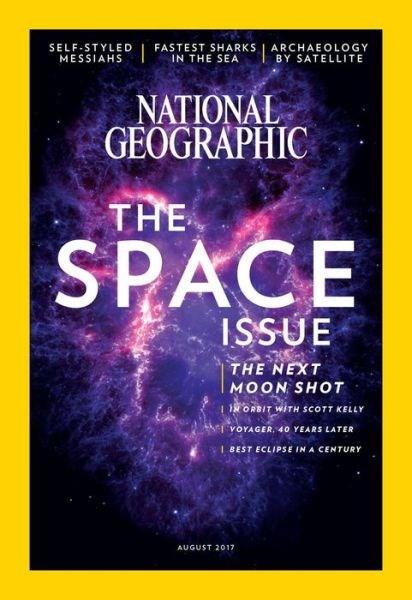 Title details for National Geographic by National Geographic - Wait list